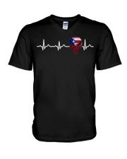 Love Puerto Rico V-Neck T-Shirt thumbnail
