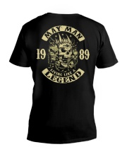 MAN 1989 05 V-Neck T-Shirt thumbnail