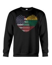 MY HEART Lithuania Crewneck Sweatshirt thumbnail