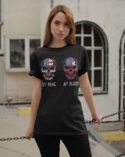 My Home America - Georgia Classic T-Shirt apparel-classic-tshirt-lifestyle-19