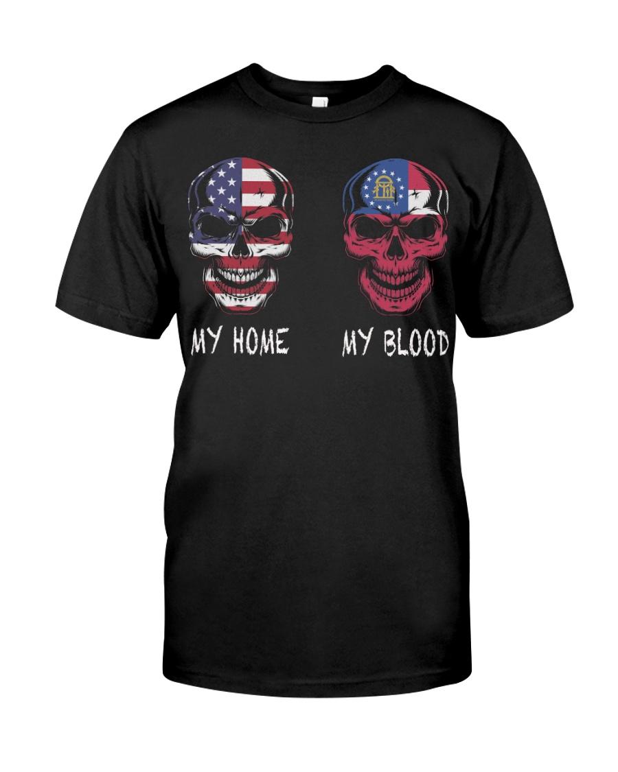 My Home America - Georgia Classic T-Shirt