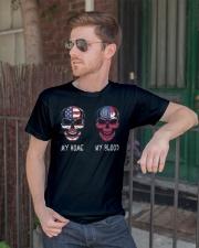 My Home America - Georgia Classic T-Shirt lifestyle-mens-crewneck-front-2