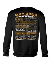 YEAR GREAT 02-5 Crewneck Sweatshirt thumbnail