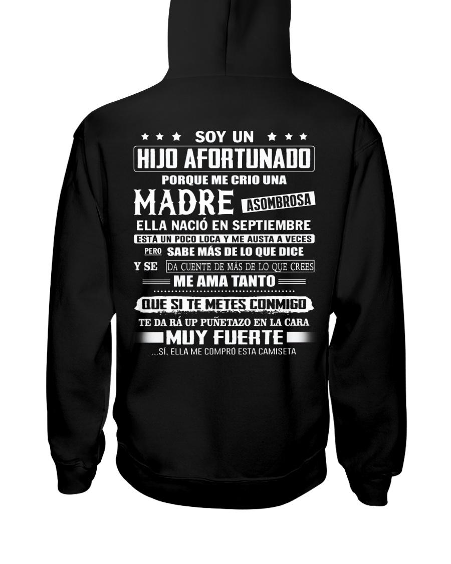 MADRE  9 Hooded Sweatshirt