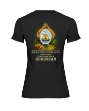 Awesome - Honduran Premium Fit Ladies Tee thumbnail