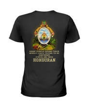 Awesome - Honduran Ladies T-Shirt thumbnail