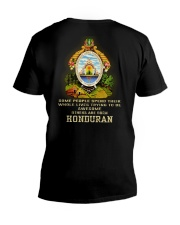 Awesome - Honduran V-Neck T-Shirt thumbnail