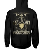 GOOD GUY 1993-5 Hooded Sweatshirt back