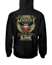 Legends - Slovak 08 Hooded Sweatshirt thumbnail