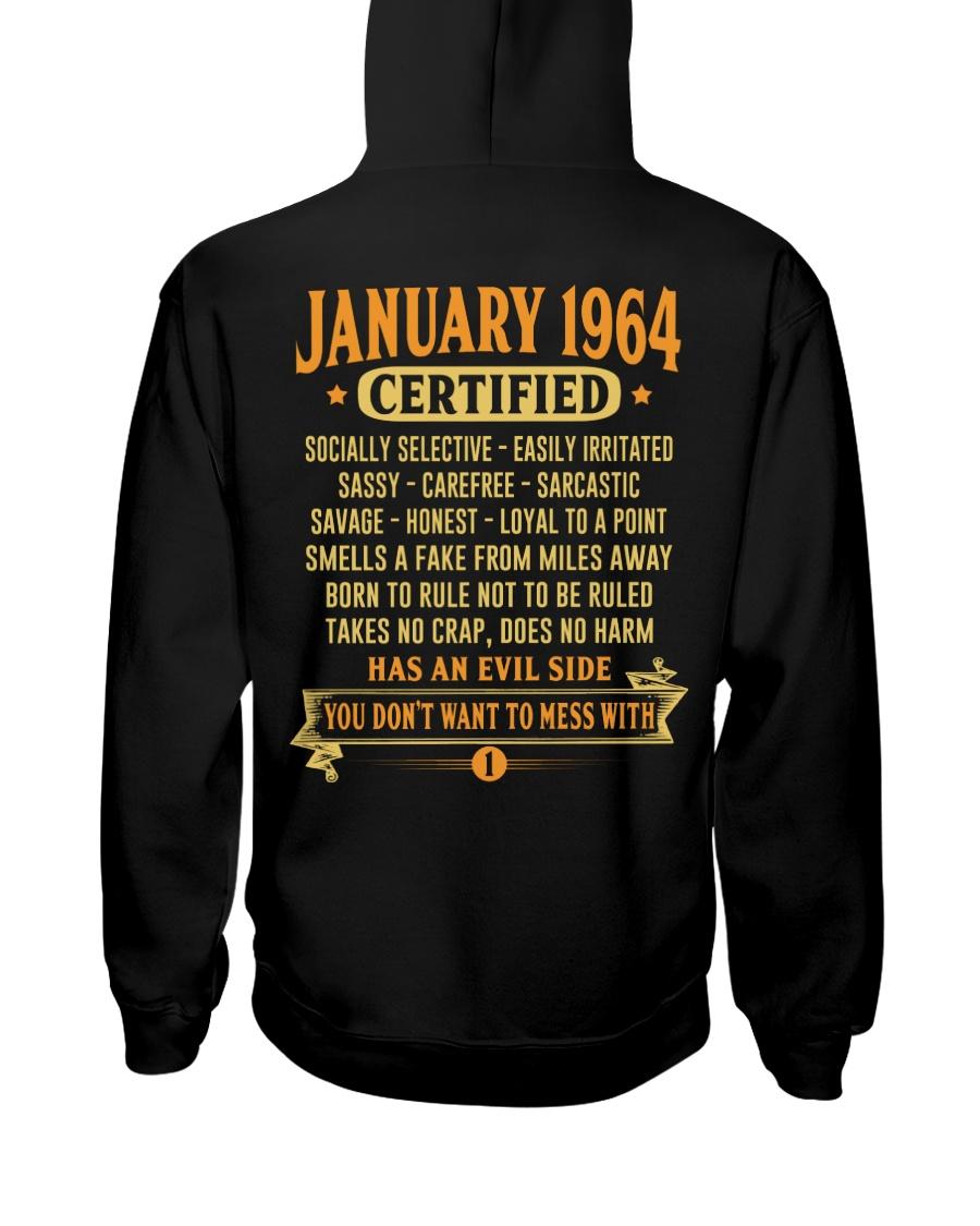 MESS WITH YEAR 64-1 Hooded Sweatshirt