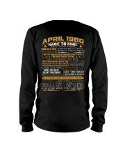 YEAR GREAT 80-4 Long Sleeve Tee thumbnail