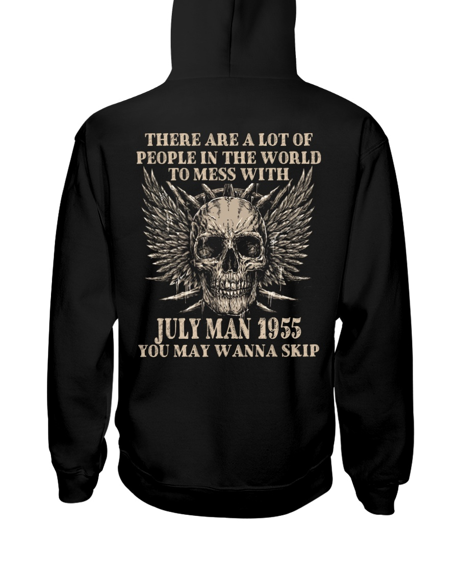 I AM A GUY 55-7 Hooded Sweatshirt