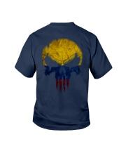 Skull Colombia Youth T-Shirt thumbnail