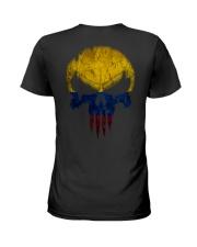 Skull Colombia Ladies T-Shirt thumbnail
