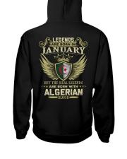 Legends - Algerian 01 Hooded Sweatshirt thumbnail