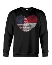 MY HEART monaco Crewneck Sweatshirt thumbnail
