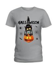 HALLOWINE 023 Ladies T-Shirt thumbnail