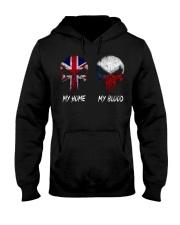Home United Kingdom - Blood Czech Republic Hooded Sweatshirt thumbnail
