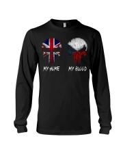 Home United Kingdom - Blood Czech Republic Long Sleeve Tee thumbnail
