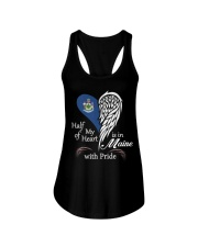 Pride Maine Ladies Flowy Tank thumbnail