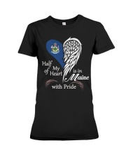 Pride Maine Premium Fit Ladies Tee thumbnail