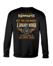 HAPPINESS NEBRASKA1 Crewneck Sweatshirt thumbnail