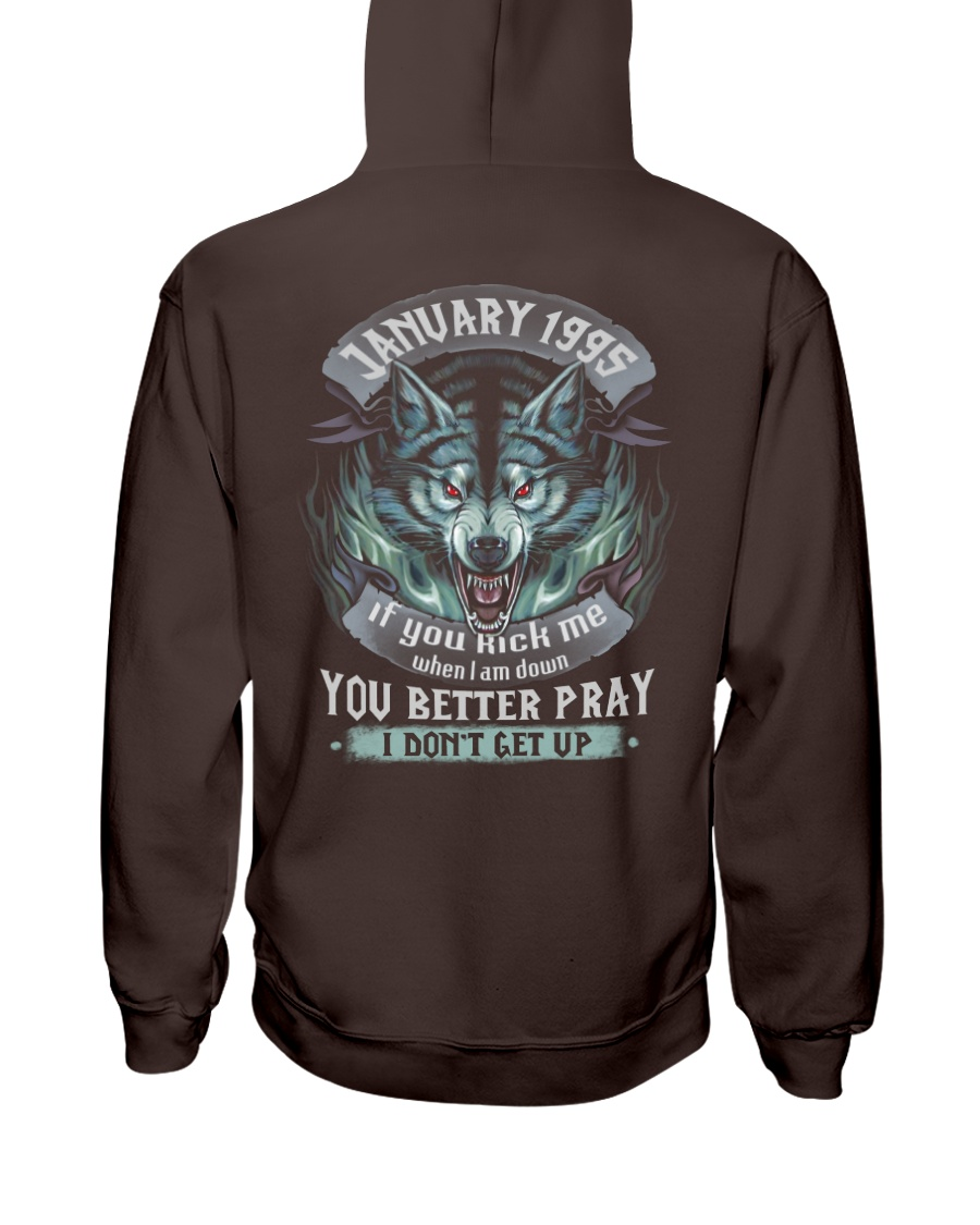 BETTER GUY 95-1 Hooded Sweatshirt