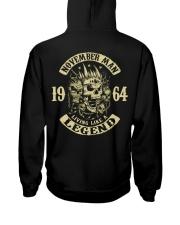 MAN 1964-11 Hooded Sweatshirt back