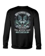 BETTER GUY 85-9 Crewneck Sweatshirt thumbnail