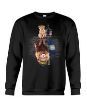 King Honduras Crewneck Sweatshirt thumbnail