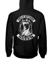 GIRLS OF 09 Hooded Sweatshirt back