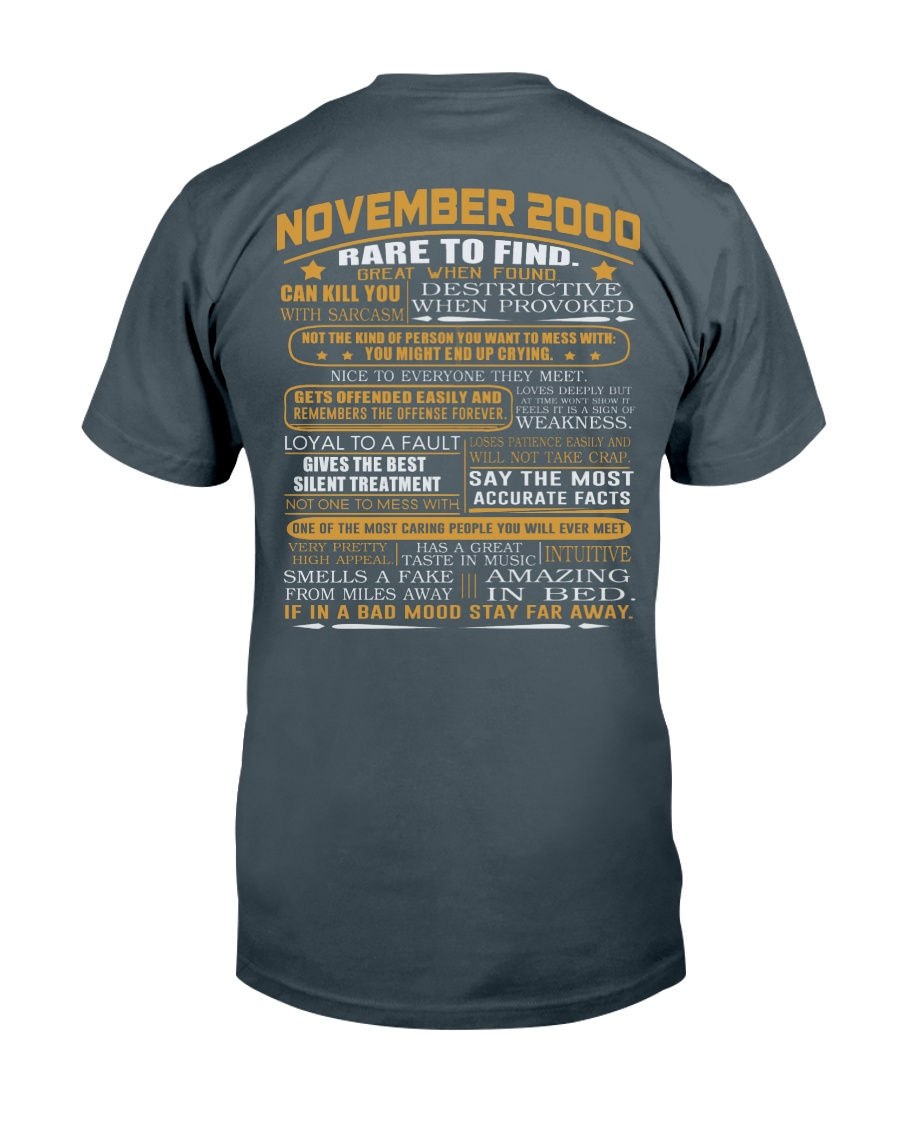 YEAR GREAT 00-11 Classic T-Shirt