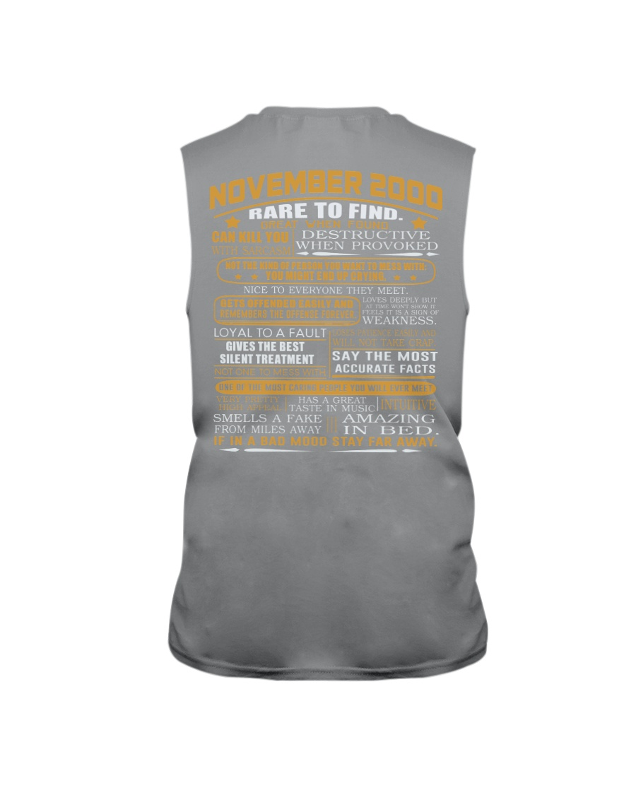 YEAR GREAT 00-11 Sleeveless Tee