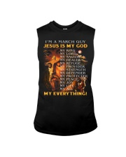 JESUS GOD 3 Sleeveless Tee thumbnail