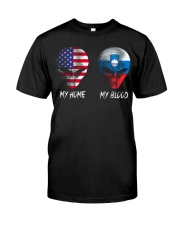 Slovenia Premium Fit Mens Tee tile
