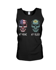 My Home America - Delaware Unisex Tank thumbnail
