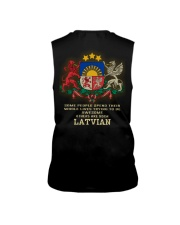 Awesome - Latvian Sleeveless Tee thumbnail