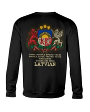 Awesome - Latvian Crewneck Sweatshirt thumbnail