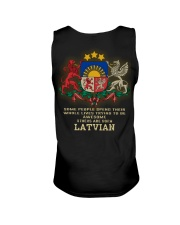 Awesome - Latvian Unisex Tank thumbnail