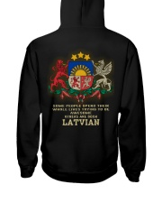 Awesome - Latvian Hooded Sweatshirt thumbnail