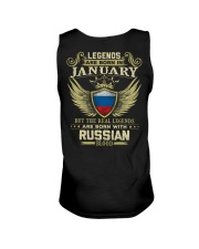 Legends - Russian 01 Unisex Tank thumbnail