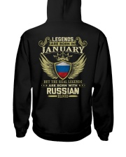 Legends - Russian 01 Hooded Sweatshirt thumbnail