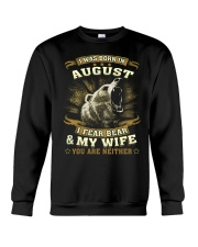 MY WIFE 8 Crewneck Sweatshirt thumbnail