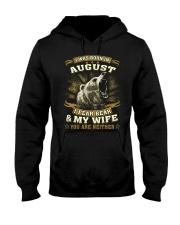 MY WIFE 8 Hooded Sweatshirt front