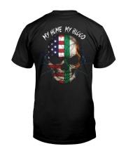 MY HOME - BLOOD Ireland Classic T-Shirt thumbnail