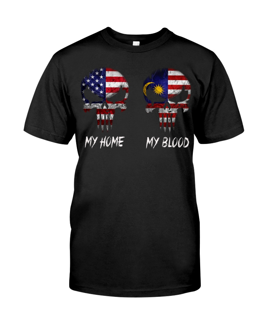 SKULL Malaysia Classic T-Shirt