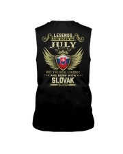 Legends - Slovak 07 Sleeveless Tee thumbnail