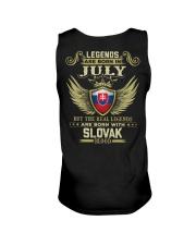 Legends - Slovak 07 Unisex Tank thumbnail