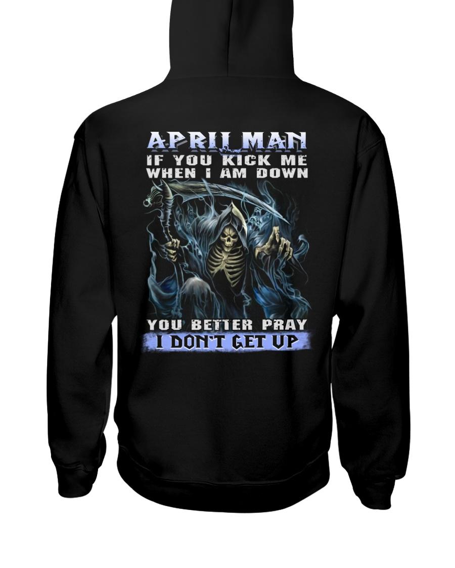 BETTER NEW 4 Hooded Sweatshirt