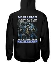 BETTER NEW 4 Hooded Sweatshirt back